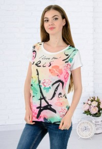 футболка K3129