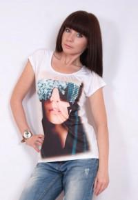 футболка К 7806