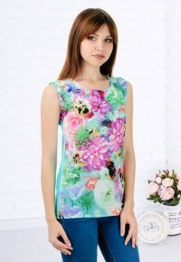 Блуза 2086
