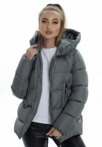 Куртка- пуховик ZP3179 оливковый