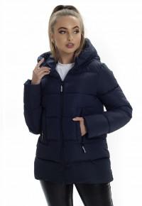 Куртка- пуховик ZP3180 синий