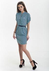 Платье R10D(зелен)
